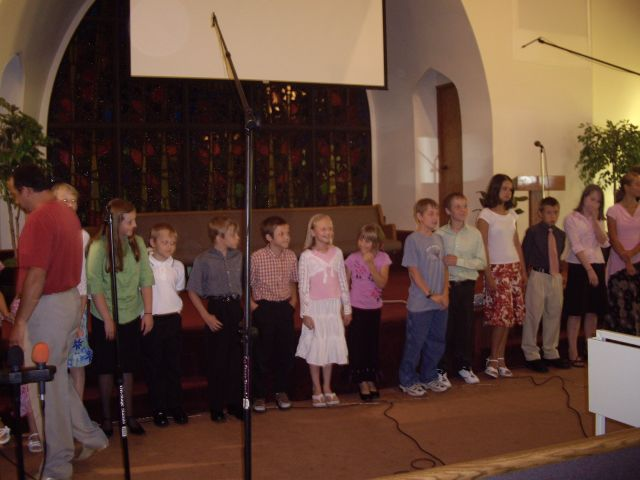 Sunday School Kids Photo 2